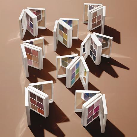 Le nuove Snap Shadows Mix & Match Eyeshadow Palette di Fenty Beauty