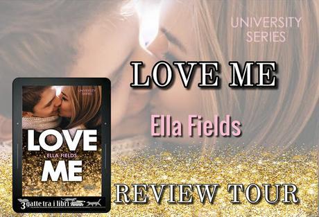 LOVE ME DI ELLA FIELD, REVIEW PARTY