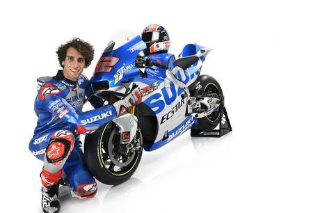 Suzuki GSX-RR Team Suzuki Ecstar MotoGP 2020