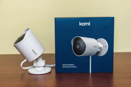 Kami Outdoor Security Camera: recensione completa
