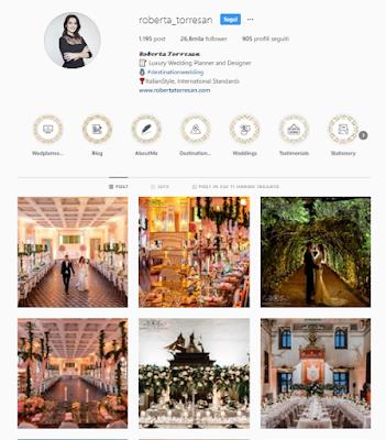 Wedding Planners su Instagram - Eccovi i migliori profili!