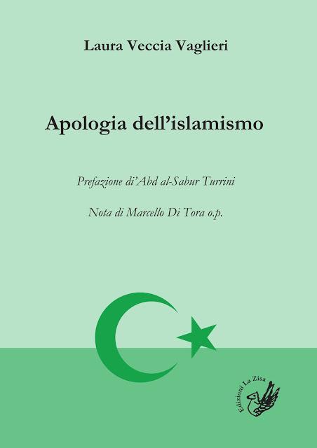 """Palermo 27 febbraio, Alla chiesa anglicana si presenta """"L'Apologia dell'Islam"""" di Laura Veccia Vaglieri"""