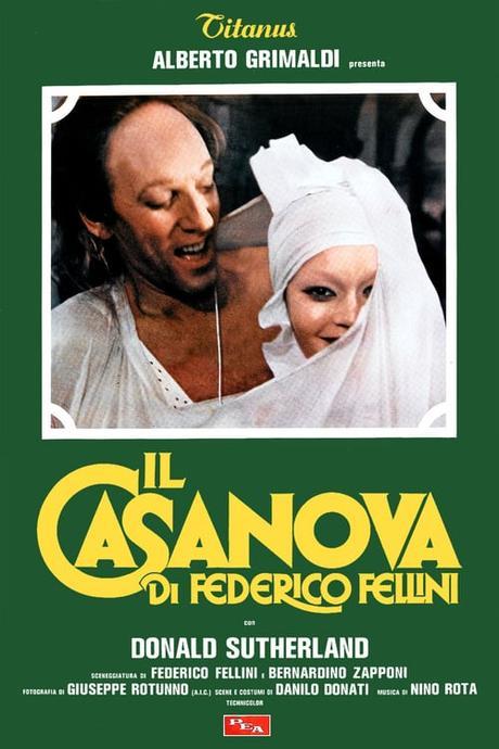 Il Casanova di Federico Fellini (1976) FILM STREAMING Completo ITA Online