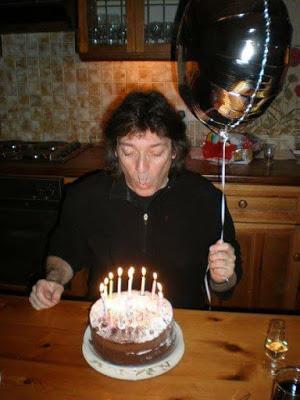 Il compleanno di Steve Hackett...