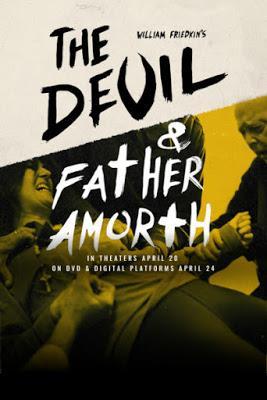 The devil and Father Amorth - William Friedkin (2017)