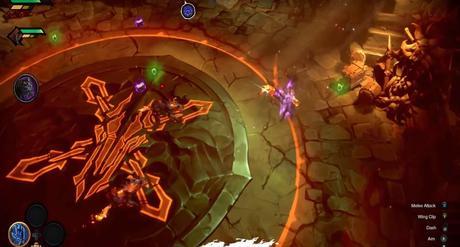 Darksiders Genesis in avvicinamento su console