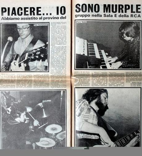 Murple: Il compleanno di Duilio Sorrenti