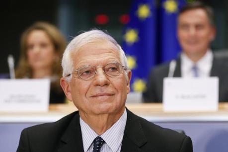 Risultato immagini per borrell european commission