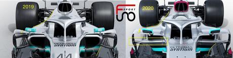 F1 | Mercedes W11 un'evoluzione estrema
