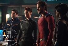 """""""Supergirl 5"""": primo sguardo al ritorno di Mon-El per il centesimo episodio"""