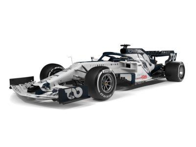 F1 | Nasce la prima AlphaTauri