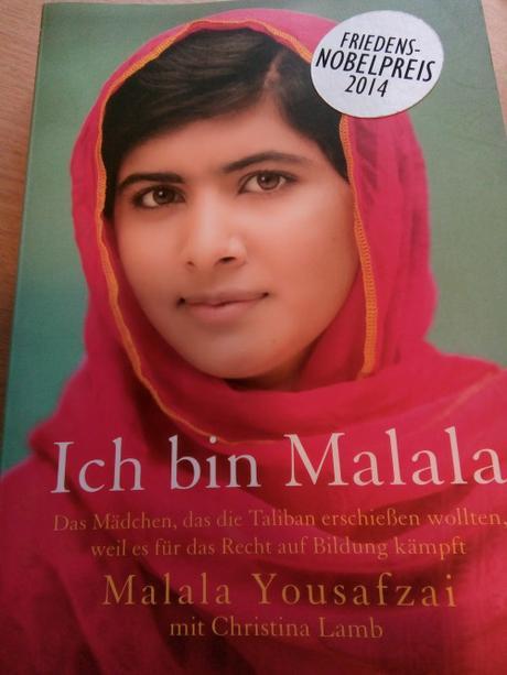 Io sono Malala – Malala Yousafzai con Christina Lamb