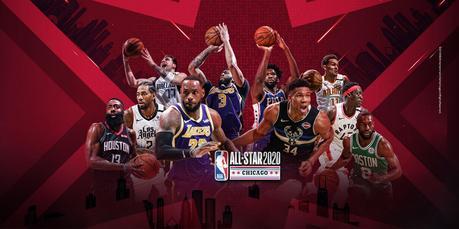 All Star Game 2020, lo show del basket NBA in diretta Sky Sport e Cielo TV