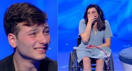 """Da Castellammare a """"C'è posta per te"""": la storia di un amore che non ha limiti"""