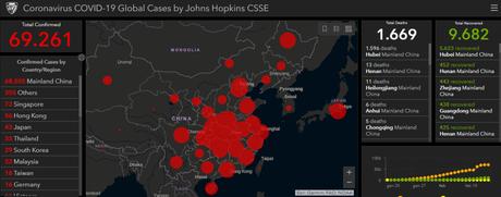 #Coronavirus, dati ed info