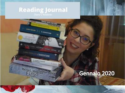 READING JOURNAL #1 GENNAIO 2020: WRAP UP, TBR, BOOK HAUL E LIBRI IN WISHLIST