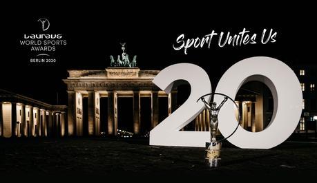 Laureus World Sports Awards 2020 in diretta su Sky Sport Arena