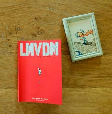 Il Lunedì Leggo: LMVDM - La mia vita disegnata male di Gipi