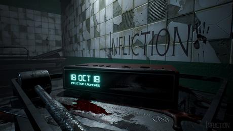Infliction: Extended Cut incombe su Pc e console
