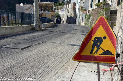 Rifacimento manto stradale