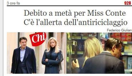 """Sull'emergenza mediatica in Italia: dal blog di Berlusconi (Il Giornale) alle campagne superstiziose de """"La verità"""" fino alla censura del Cacciari-pensiero di Dagospia."""