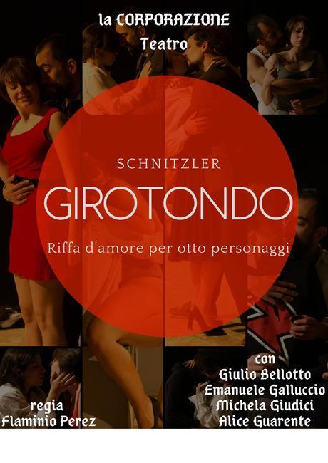 Teatro Trastevere | Girotondo-riffa d'amore per otto personaggi regia Flaminio Perez, ispirato all'opera di Arthur Schnitzler, dal 27 febbraio al 1 marzo 2020