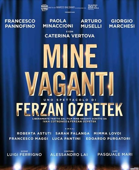 "19 febbraio – 1 marzo 2020 ""Mine Vaganti"" al Teatro Jovinelli"