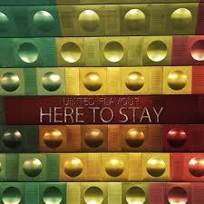 UNITED FLAVOUR  – HERE TO STAY