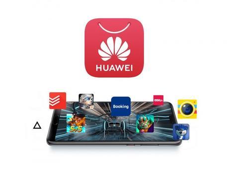 Huawei AppGallery VS Google Play Store e App Store, è già al terzo posto al mondo - Notizia