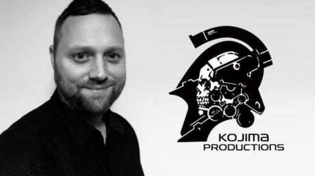 Kojima Productions assume Jay Boor