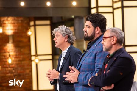 Semifinale di Masterchef su Sky Uno e NOW TV. Prova in esterna a Parigi