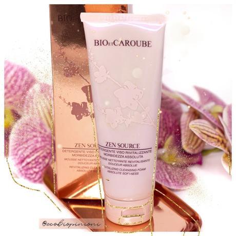 Bio et Caroube: detergente viso Zen Source