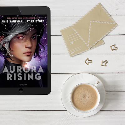 [ReviewParty] Aurora Rising (Aurora Cycle #1), di Amie Kaufman e Jay Kristoff