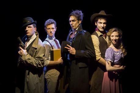 A Summer Musical Festival 2020: Jekyll & Hyde, Oklahoma, City of Angels