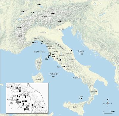 Archeologia. Età del rame, l'Italia era al centro di una rete di diffusione del metallo.  Articolo di Francesca Buoninconti
