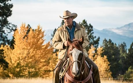 Yellowstone, su Sky Atlantic e NOW TV la serie neo-western con Kevin Costner