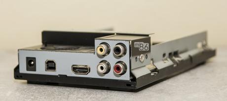 Lacie Play HD cambio hard disk