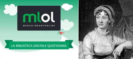Jane Austen su Media Library Online, la biblioteca digitale gratuita