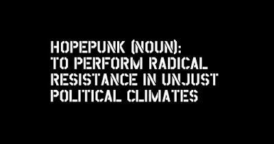 Il nostro immaginario ha bisogno di Hopepunk