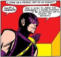 Hawkeye, i primi passi