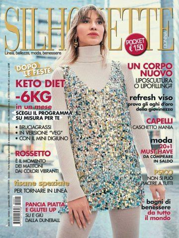 """Intervista della Dottoressa Venturini su """"Silhouette Donna"""" gennaio 2020"""