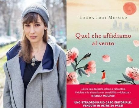 """LAURA IMAI MESSINA con """"Quel che affidiamo al vento"""" (Piemme) in radio a LETTERATITUDINE"""