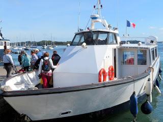 il golfo di Morbihan: Port Navalo e l'île aux Moines