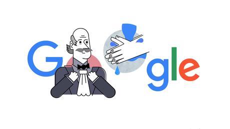 Omaggio a Ignaz Semmelweis, il medico che insegnò a lavarsi le mani