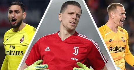 Calciomercato Juventus, addio Szczesny: Donnarumma o Ter Stegen