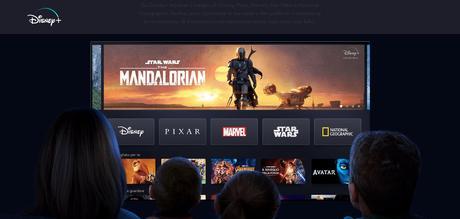 Disney + in Italia con National Geographic, Pixar, Marvel e Star Wars