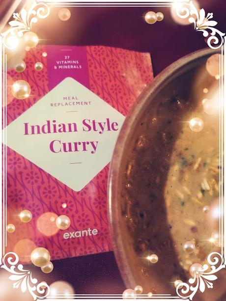 Exante Indian Style Curry