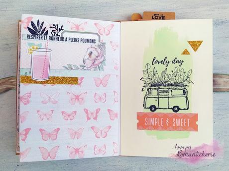 [Scrapbooking] Mini album realizzato con le buste - Envelope Mini Album Flipbook Tutorial