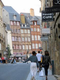 Bretagna: Rennes (1)