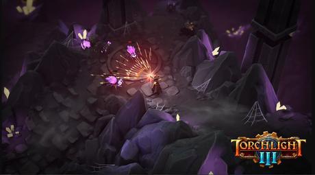 Torchlight III, annunciato il Tiratore